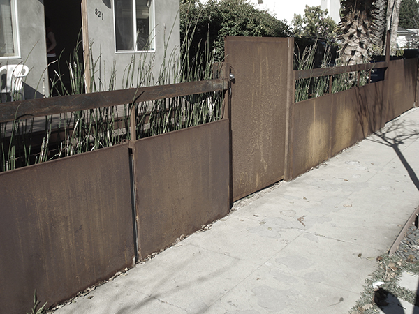 Fence Planter Box