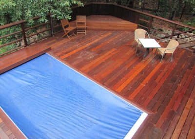 Woodside Pool Deck