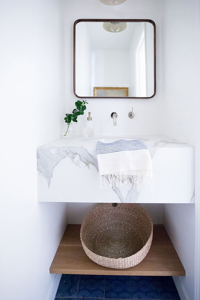 Sonora Powder Bath Sink