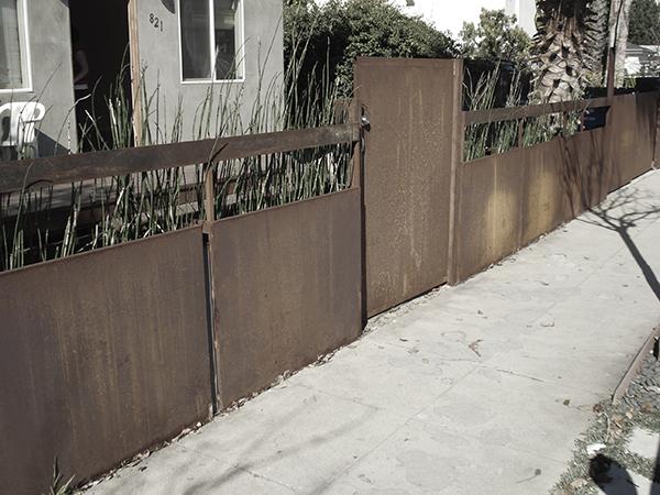 Fence Planter Box