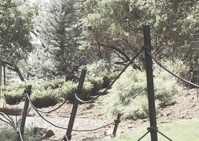 Paula Steel Fence