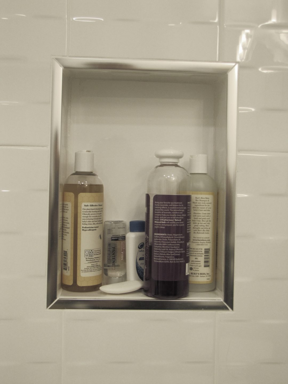 Shower Shampoo Niche