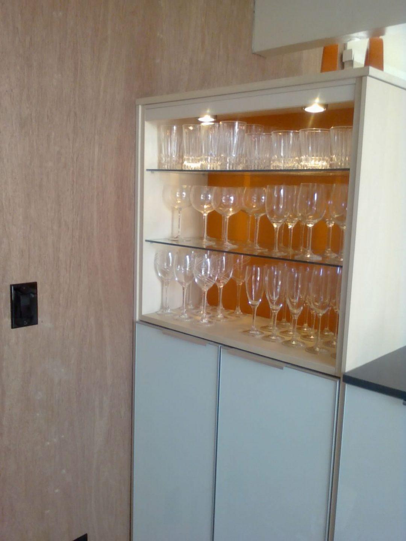 Wine Glass Cabinet
