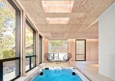 Los Altos Pool Room