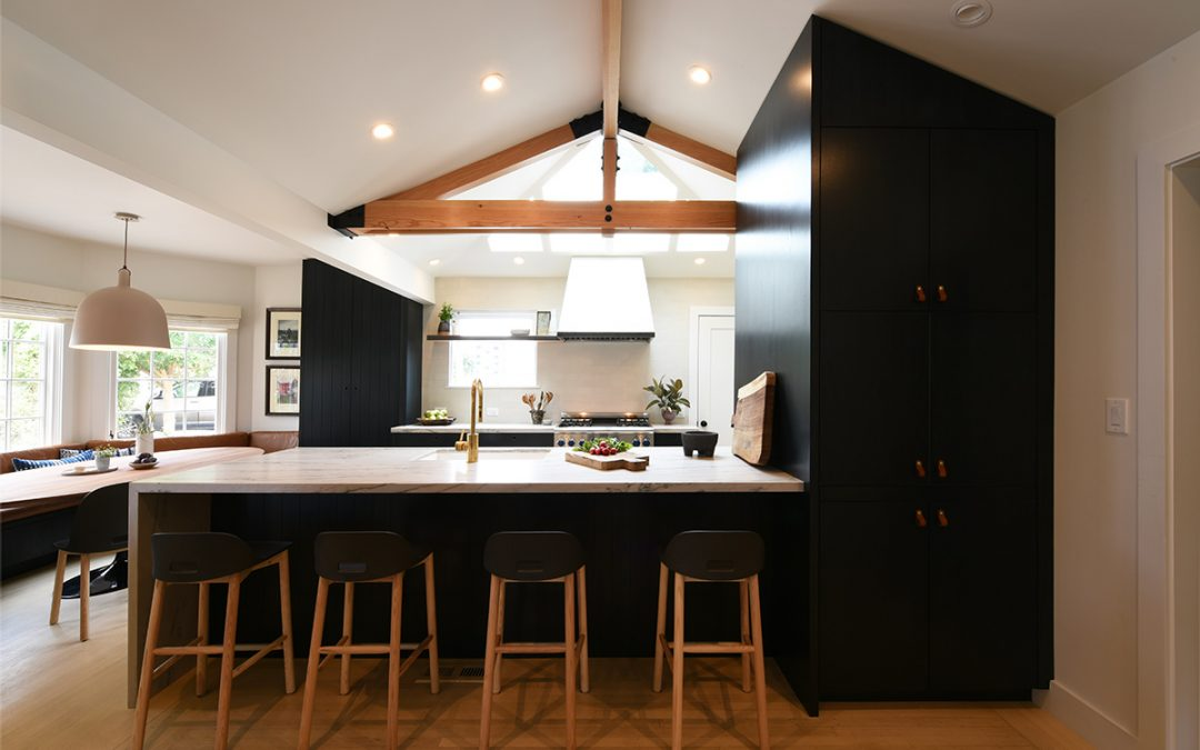 Johnston Kitchen & Living Room