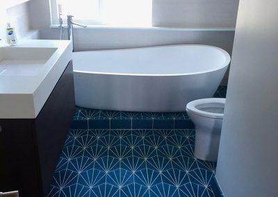 Palo Alto Guest Bath
