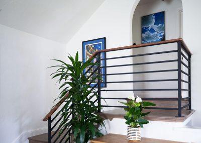 Burlingame Handrail