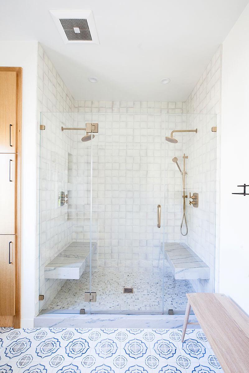 Sonora Master Shower